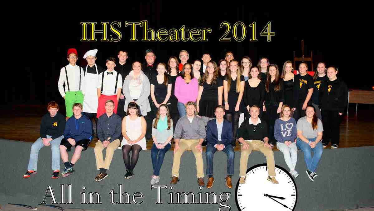 All in the Timing – Fall 2014